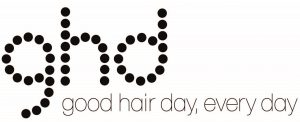 ghd Logo with tag