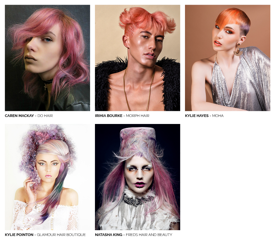 Editorial Stylist of the Year - Colour Concept