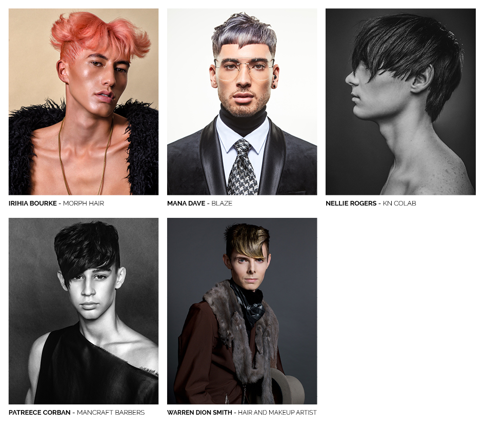 Editorial Stylist of the Year - Le Male