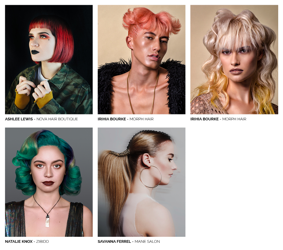 Editorial Stylist of the Year - Next Generation