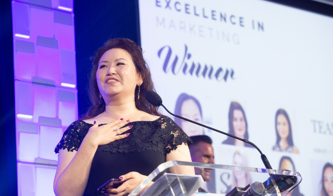 Cerise Lash - Excellence in Marketing